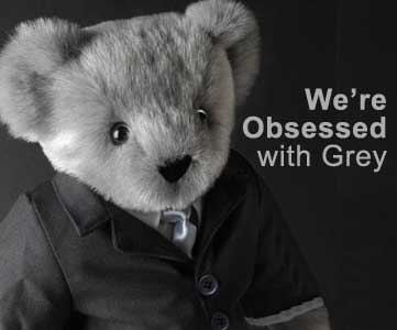 The Teddy Bear: Fifty Shades of Gray