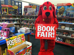 Book Fair in Barrington RI